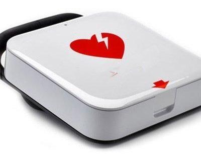 Physio-Control CR2 Semi-Automatic defibrillato