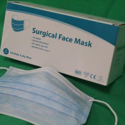 IIR medical grade masks